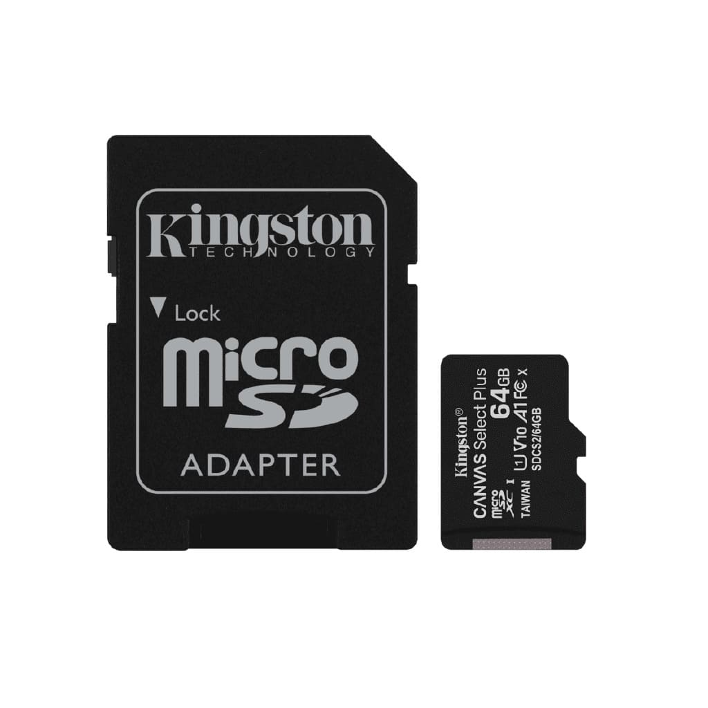 Memoria Micro SD Kingston