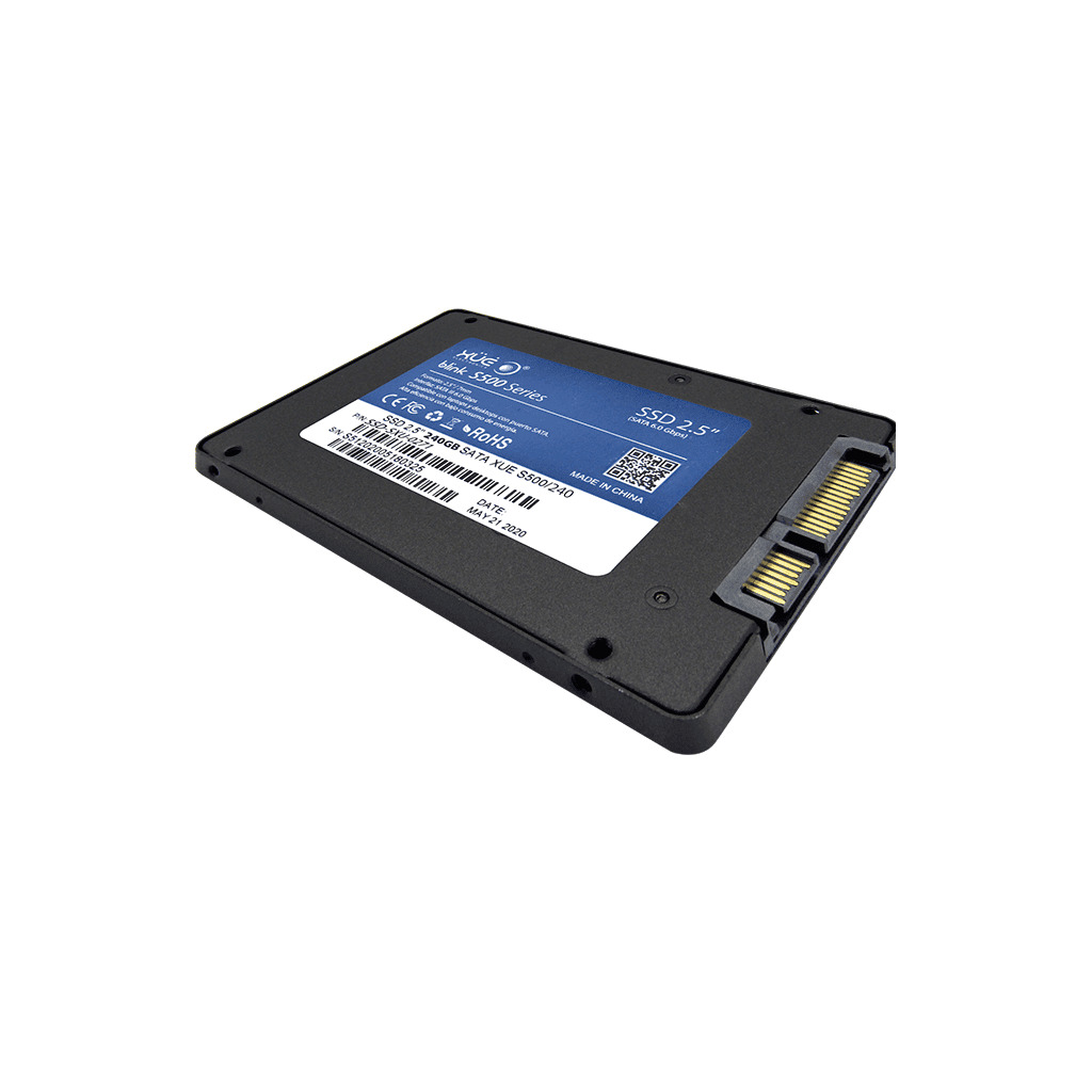SSD 2.5 240GB SATA XUE BLINK S500-240 500MB